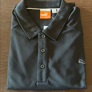 Cool Cell Men's Puma golf shirt